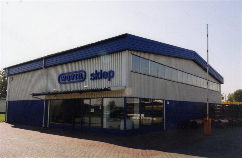 WAVIN METALPLAST | reference retail buildings LLENTAB