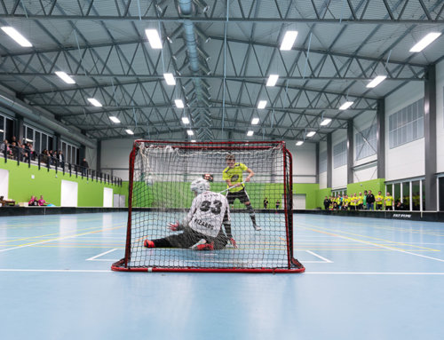 LLENTAB steel sports buildings – a European hit