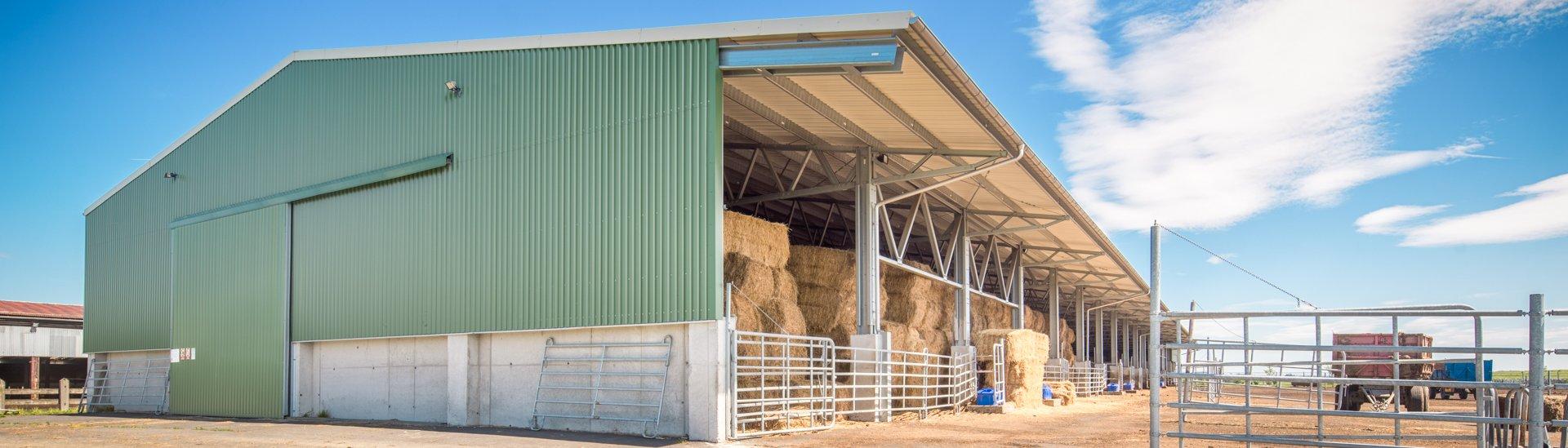 Farm building CZ0106 Unigranit