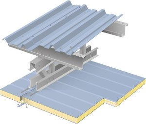 llentab roof insulation type 6w - Roof Slope