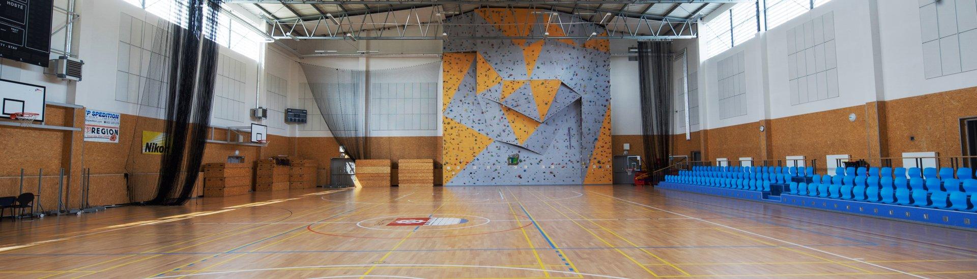 Sport center CZ8825 Radotín